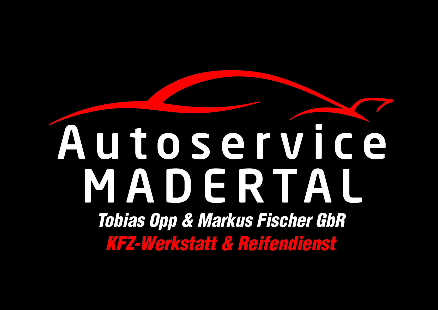 Sponsor Autoservice Madertal