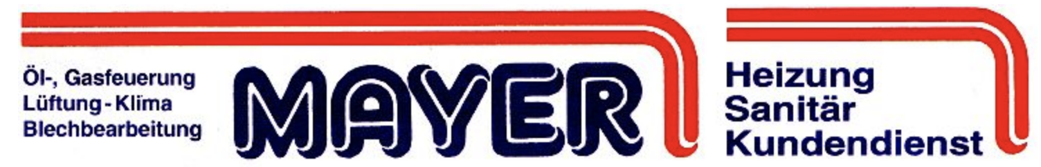Mayer Haustechnik Logo