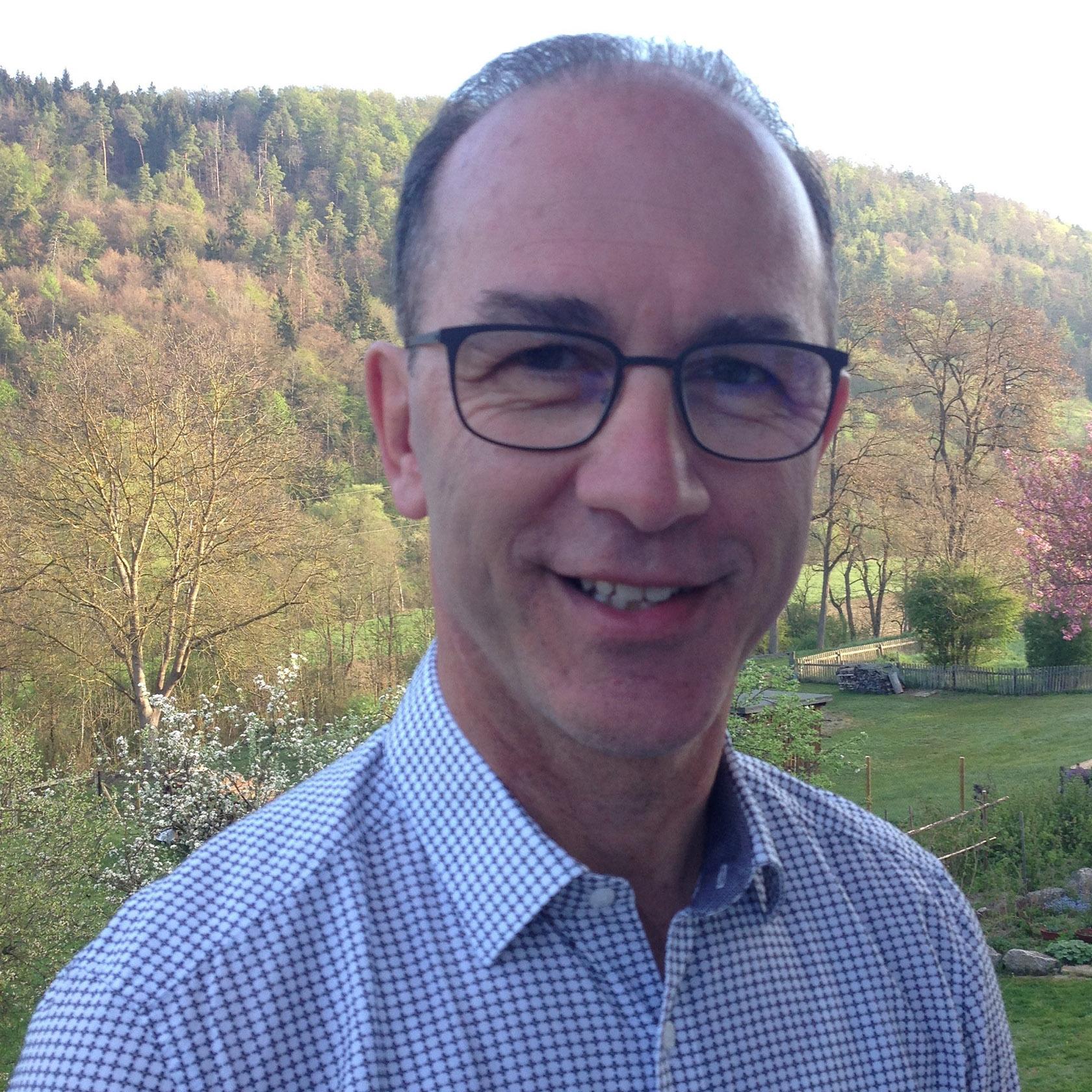 Vorstand Rolf Steiner
